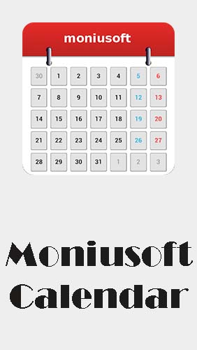 Download Moniusoft calendar - free Organizers Android app for phones and tablets.