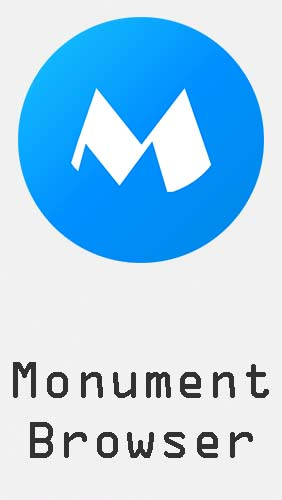 Monument browser: AdBlocker & Fast downloads screenshot.