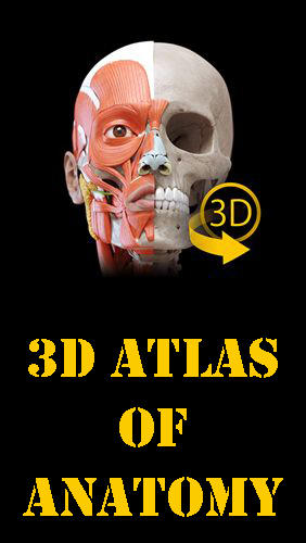 Download Muscle | Skeleton - 3D atlas of anatomy - free Education Android app for phones and tablets.