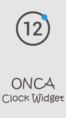 Download Onca clock widget - free Android app for phones and tablets.