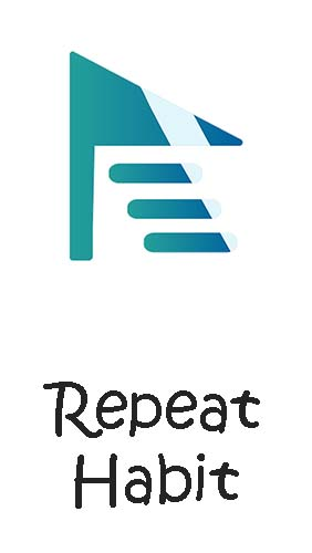 Download Repeat habit - Habit tracker for goals - free Android app for phones and tablets.