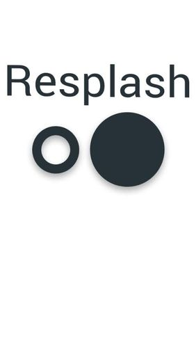 Download Resplash - free Android app for phones and tablets.