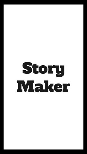 Download Story maker - Create stories to Instagram - free Internet and Communication Android app for phones and tablets.