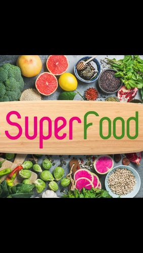 Download SuperFood - Healthy Recipes - free Android app for phones and tablets.