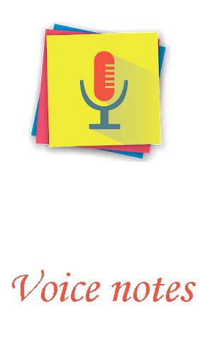 Download Voice notes - Quick recording of ideas - free Organizers Android app for phones and tablets.