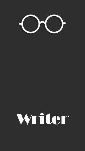 Download Writer - free Android app for phones and tablets.