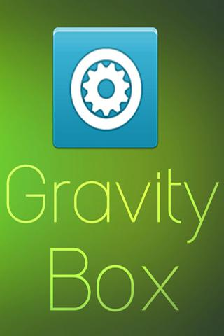 Download Gravity Box - free Android 4.4 app for phones and tablets.