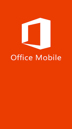 Download Microsoft Office Mobile - free Android 4.0 app for phones and tablets.