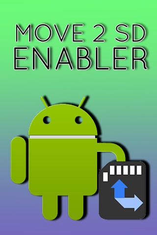 Download Move 2 SD enabler - free File managers Android app for phones and tablets.