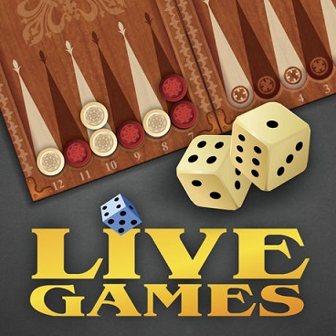 Download Backgammon LiveGames - long and short backgammon iOS 7.1 game free.