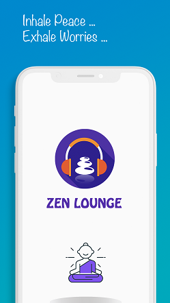 Game Zen Lounge: Meditation Sounds  for iPhone free download.