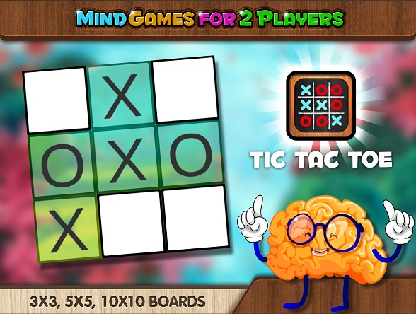 Full version of Android apk app Mind Games for 2 Player for tablet and phone.