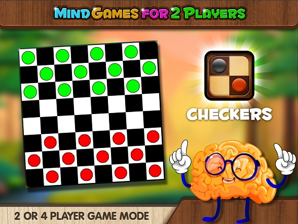 Mind Games for 2 Player - Android game screenshots.