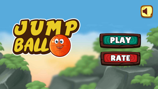 Download Jump Ball adventure Android free game.