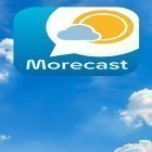 Download Morecast - Weather forecast with radar & widget - best Android app for phones and tablets.
