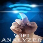 Download app  for free and Wi-Fi analyzer for Android phones and tablets .