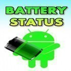 Download app  for free and Battery status for Android phones and tablets .