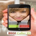 Download app  for free and Big caller ID for Android phones and tablets .