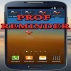 Download app FHC Travel for free and Prof Reminder for Android phones and tablets .