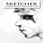 Download app  for free and Sketcher for Android phones and tablets .