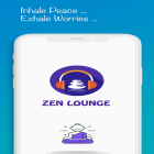 Download Zen Lounge: Meditation Sounds  iPhone free game.