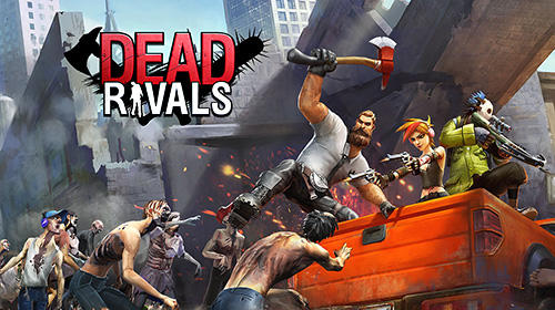 Download Dead rivals: Zombie MMO iPhone Action game free.