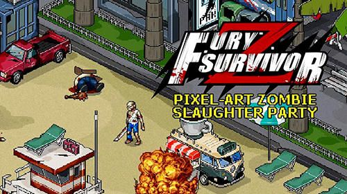 Game Fury survivor: Pixel Z for iPhone free download.