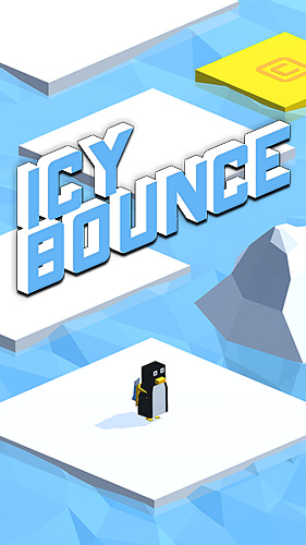 Download Icy bounce iPhone Arcade game free.
