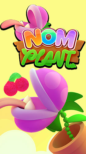 Download Nom plant iPhone game free.