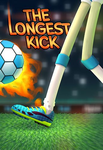 Download The Longest kick iPhone Arcade game free.