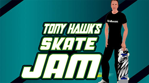 Download Tony Hawk's skate jam iPhone Sports game free.