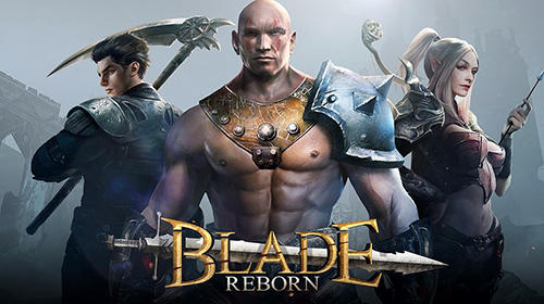 Download Blade reborn iPhone RPG game free.