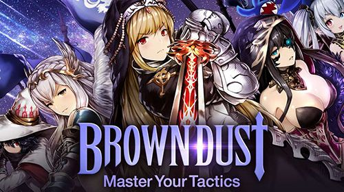 Game Brown dust for iPhone free download.