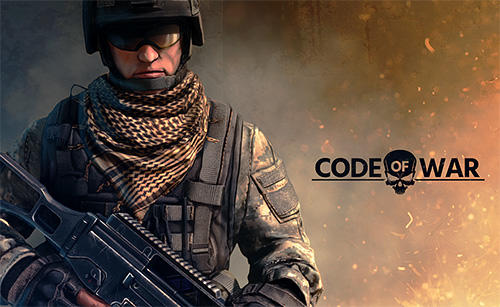 Download Code of war: Shooter online iPhone Online game free.