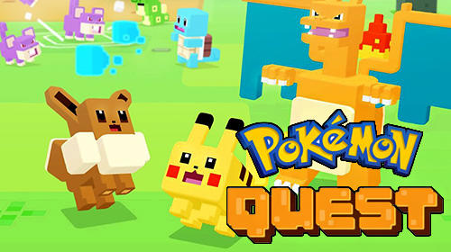 Download Pokemon quest iPhone Action game free.