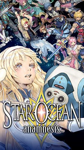 Download Star ocean: Anamnesis iPhone RPG game free.