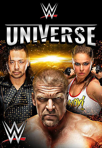Download WWE universe iPhone Fighting game free.