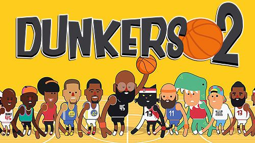 Download Dunkers 2 iPhone Sports game free.