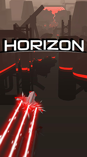 Download Horizon iPhone Arcade game free.