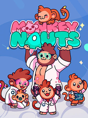 Download Monkeynauts iPhone Logic game free.