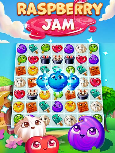 Download Raspberry jam iPhone Logic game free.