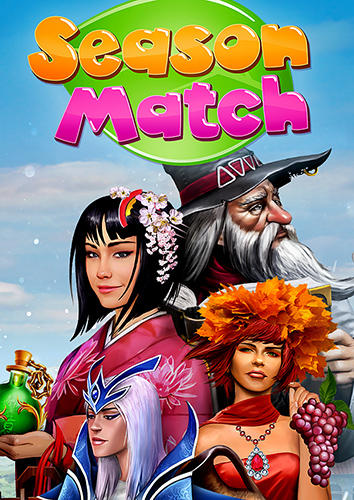 Download Season match puzzle adventure iPhone Logic game free.