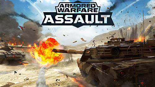 Download Armored warfare: Assault iPhone Action game free.