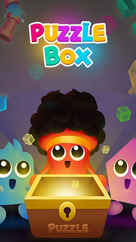 Download Puzzle box iPhone Logic game free.
