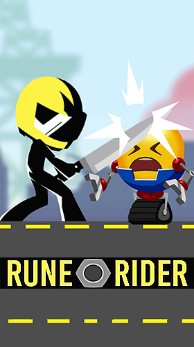 Download Rune rider iPhone Arcade game free.