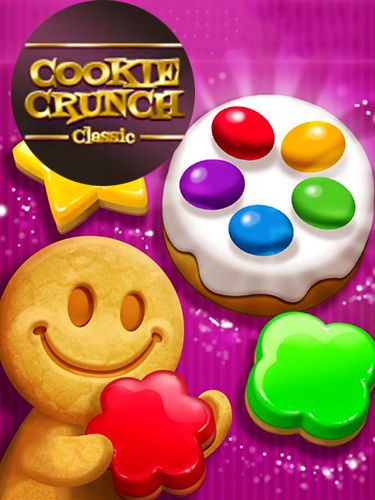 Download Cookie crunch classic iPhone Logic game free.