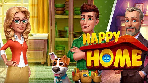 Download Happy home iPhone Logic game free.