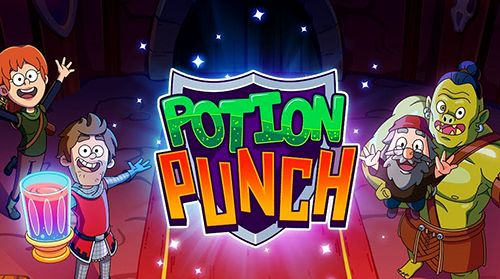 Download Potion punch iPhone game free.