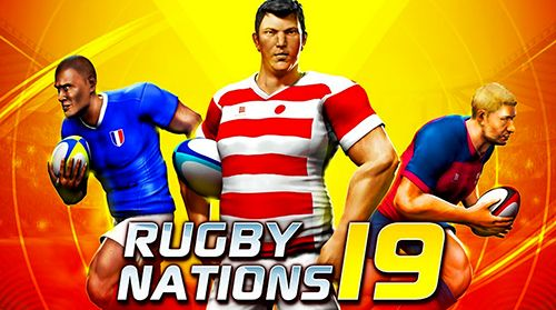 Download Rugby nations 19 iPhone game free.