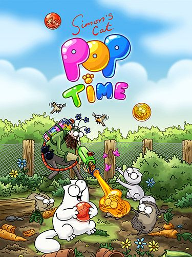 Game Simon's cat: Pop time for iPhone free download.